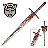 Sword Fort Hand-Made Anime Cosplay Sword, Stainless Steel, Hand-Forged, Movie Sword Trial Sword