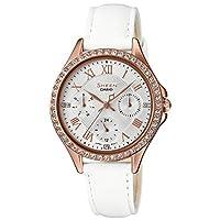 [カシオ] 腕時計 シーン SHE-3062PGL-7AJF レディース ホワイト