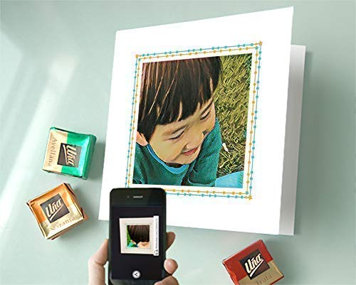Amazon.com: Personalized AR Augmented Reality Birthday Cards for ...