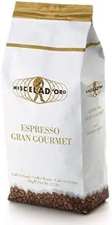 Miscela d'Oro Gran Gourmet Espresso Beans, 2.2 lb bag