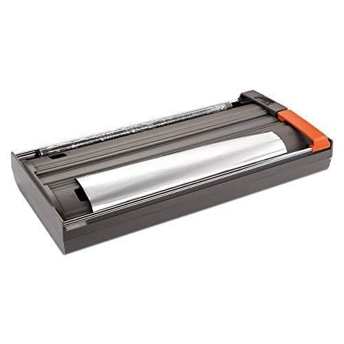 Sotech Blum AMBIA-LINE Folienschneider ZC7C0000 Oriongrau matt (Breite 187 mm Höhe 61,8 mm Länge 409 mm) Frischhaltefolie Alufolie für LEGRABOX von SO-TECH®
