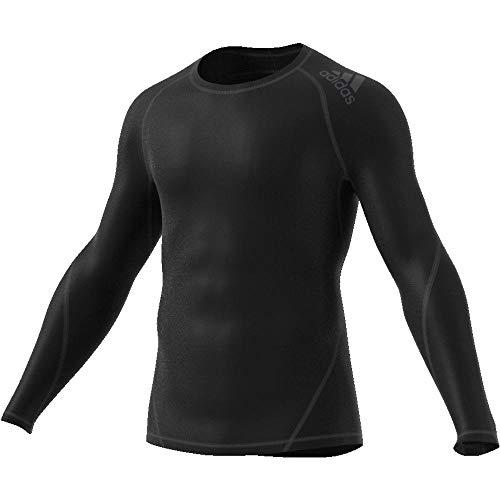 adidas Ask SPR LS Camiseta, Sin género, Negro, S