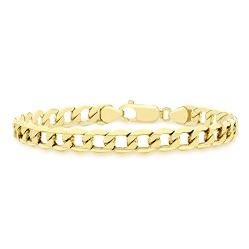 Carissima Gold Pulsera de hombre con oro amarillo de 9K (375/1000)