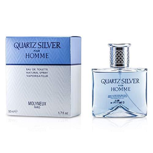 Molyneux Silver Quartz Eau de Toilette Spray 50 ml