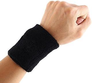 eDealMax ejercicios de gimnasia de reproducción, Mano elástico Brace Wrap, 2pcs pulsera de la
