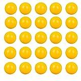 KENTLI 60Pcs/Pack Colored Ping...