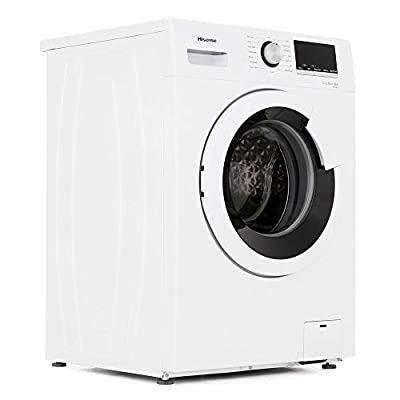 Hisense WFHV9014 9kg 1400rpm Freestanding Washing Machine - White