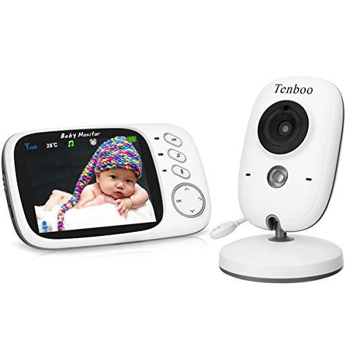 Vigilabebés Inalambrico Bebé Monitor con cámara 3.2