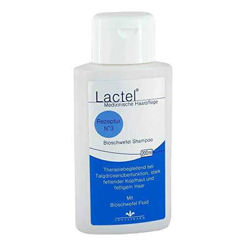 LACTEL Nr.3 Shampoo gegen st 200 ml