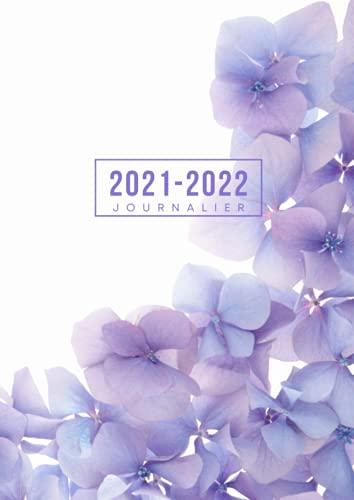 2021 2022 journalier: Grand Agenda 2021/2022 XXL - 2 Pages par Jour, Juillet 2020 a Juin 2021, Agenda Calendrier 21/22, (a4)