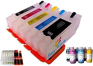 Cartucho Recarregavel Xp702 Xp802 Tinta Pigmentada/Corante