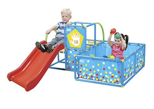 Eezy Peezy Active Play 3 in 1 Jungle Gym...