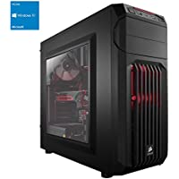 One Silent High-End Gaming-PC - Ordenador de sobremesa (Intel core i7, 16 GB de RAM, 2 TB, 3 GB NVIDIA Geforce GTX 780, 2x DVI, HDMI, DisplayPort, DirectX 11, Windows 8), negro [Importado]