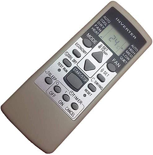 Calvas Mando a distancia para aire acondicionado Fujitsu AR-RCD1E AR-RCE1C AR-RCC2J AR-RCG2J AR-RCE1E. AR-RCD1C
