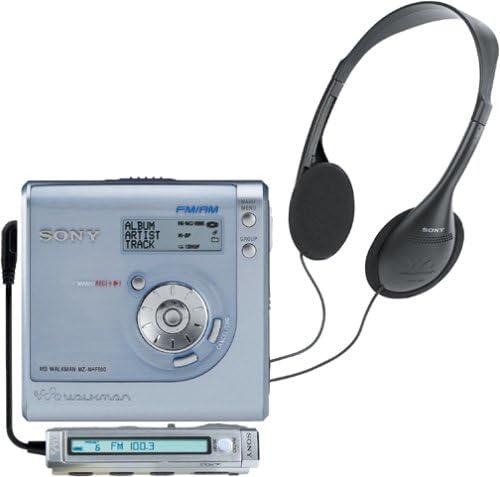 Sony MZ-NHF800 Hi-MD Minidisc Walkman Portable Music Player