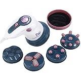 Masajeador anti celulitis Shaper, masaje de adelgazamiento del cuerpo, terapia de vibración de infrarrojos Peso de la pérdida de rodillo de rodillo de rodillo eléctrico Herramienta de quemador de gras
