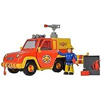 Simba Toys 109257656 Sam El Bombero - Camioneta Venus con Figura