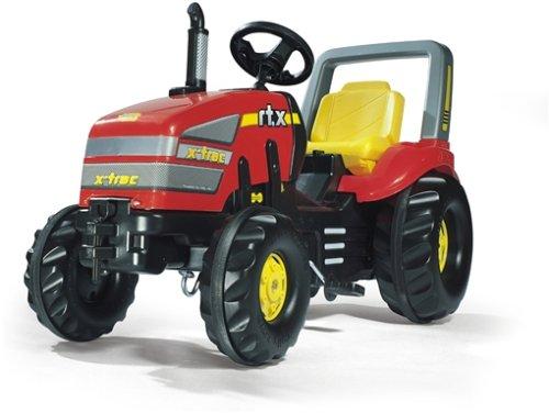 FS 035557 - X-Trac rt.x, Tret-Traktor, rot, 120cm