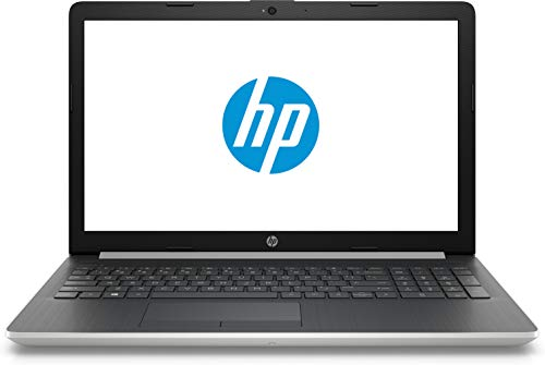 HP High Performance Laptop PC 15.6-inch HD Display AMD E2-9000e Processor 4GB DDR4 RAM 500GB HDD WIFI HDMI Bluetooth Webcam Sleeve&Mouse Windows 10 - Natural Silver