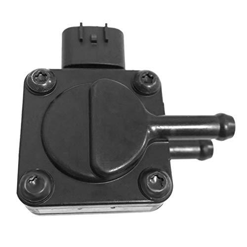 MeiZi Presión diferencial Sensor Fit for Mazda 2.0 CDTI RF7J-18-2B5 RF7J182B5 PSD1-K4238 1150-12F06 (Color : Black)