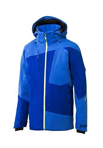 Phenix Herren Mush III Jacket Skijacke, Blue, XXL