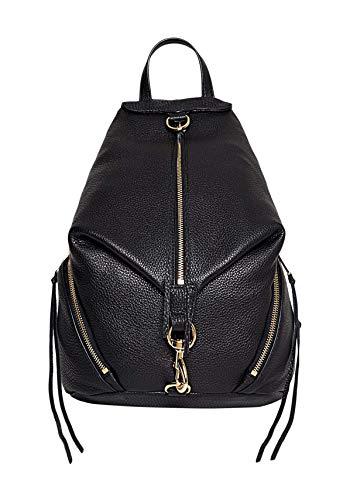 Rebecca Minkoff Women's Julian Backpack, Black
