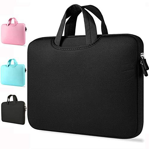 hangong Praktisch Laptop-Hülsengehäuse für Teclast F15 S 15.6 F7s 14.1 F6 F7 F5 Plus F6PRO 13.3 F15 x4 11.6 x6 pro 12,6 Zoll Beutel Handtasche (Color : One, Size : Teclast F15S 15.6)