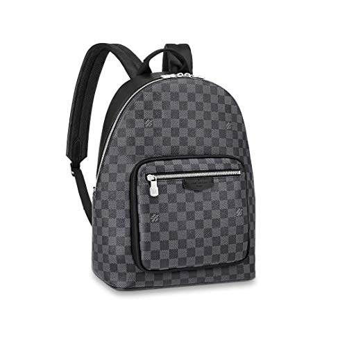 Louis Vuitton Josh Backpack (Damier Graphite)