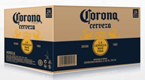 Coronita Cerveza Botella 4.6º - Paquete de 24 botellas de 35.5 - Total 852 cl