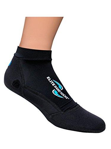 Sand Socks Elite Black Large