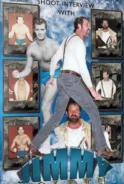 Jimmy Golden Shoot Interview Wrestling DVD-R