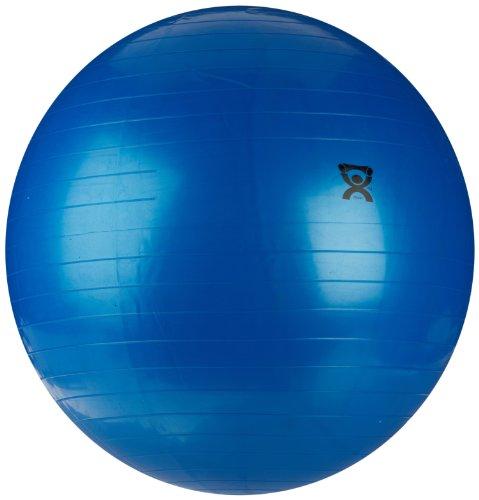 Cando® Gymnastikball, Durchmesser 85 cm, blau