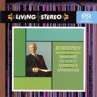 ベートーヴェン:4大ピアノソナタ第8番&第14番&第23番&第26番