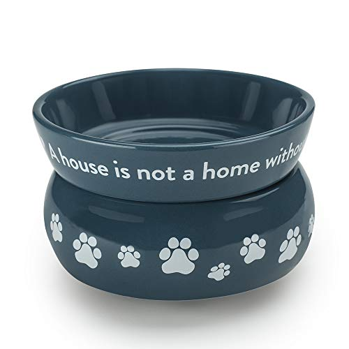 One Fur All Pet House Electric Wax Warmer - Freshens Home with Scented Tarts or Candles, Great for Cat or Dog Owners - No-Flame Design for Added Safety, Effective and Easy to Use - Made with Ceramic