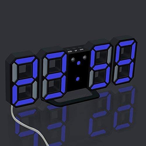 Radio Quartz Horloge presque Silencieux bruitage Horloge Voiture réglage temporel Horloge bwi