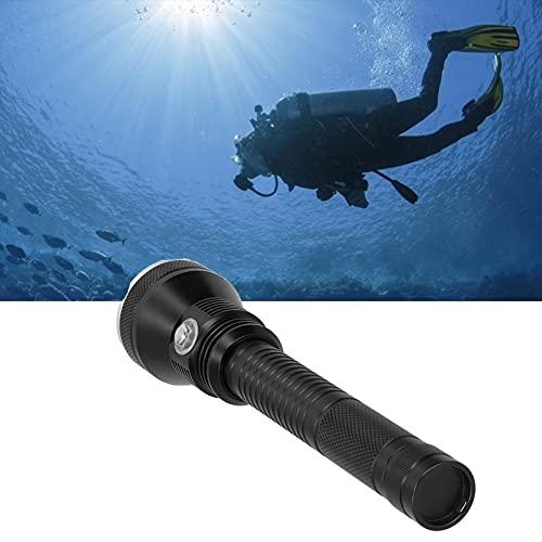 Luci di Sicurezza per Torcia Subacquea Professionale, Torcia da Immersione di pregevole fattura con S300 per immersioni300
