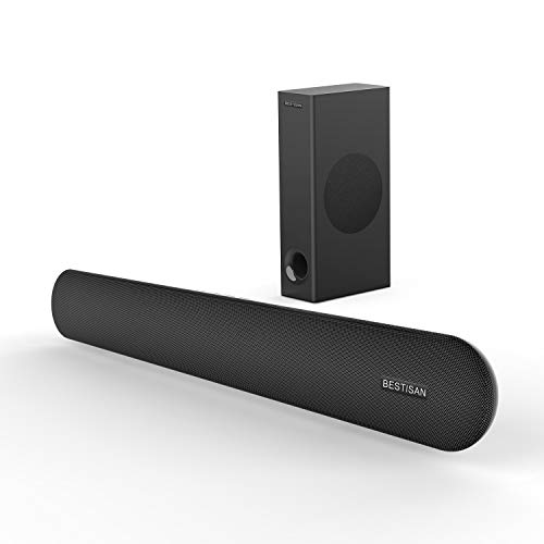 140W 2.1 Channel Sound bar with 6.5