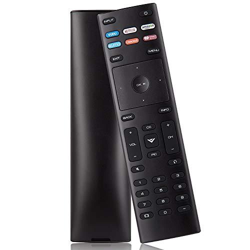 Mando a distancia universal XRT136 para televisores inteligentes VIZIO All LED LCD HD 4K UHD HDR