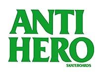 ANTI HERO(アンタイヒーロー)ステッカー LOGO GR 【 ANTIHERO ・ アンタイ ヒーロー ・ アンチヒーロー ・ アンチ ヒーロー 】