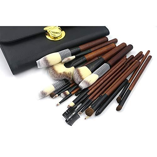 26 Pcs Maquillage Professionnel Pinceaux Ensemble Premium Synthétique Cosmétique Visage Ombre À Paupières Eyeliner Brosse à maquillage XXYHYQ