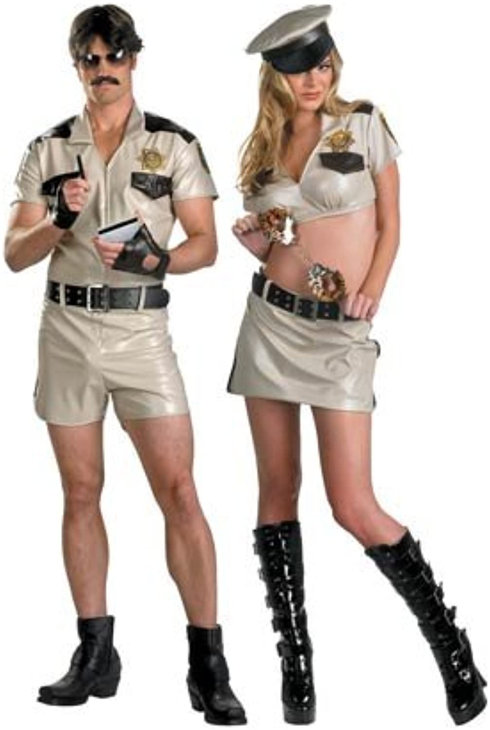 Disguise Reno 911 Female Deluxe Adult Costume 1214