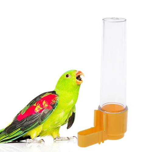 Lazder Papagei Feeder Automatische Wasser Trinken Container Food Dispenser Käfig Vögel Liefert