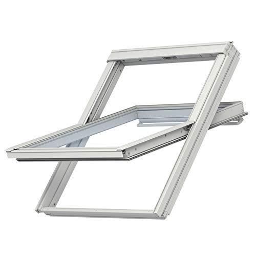 VELUX Schwingfenster GGU 0070 Polyur. THERMO Alu SK06 114 x 118 cm