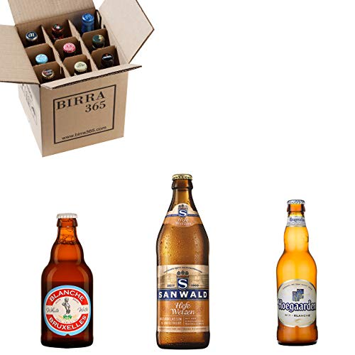 Caja especial 9 cervezas de trigo. La selección definitiva