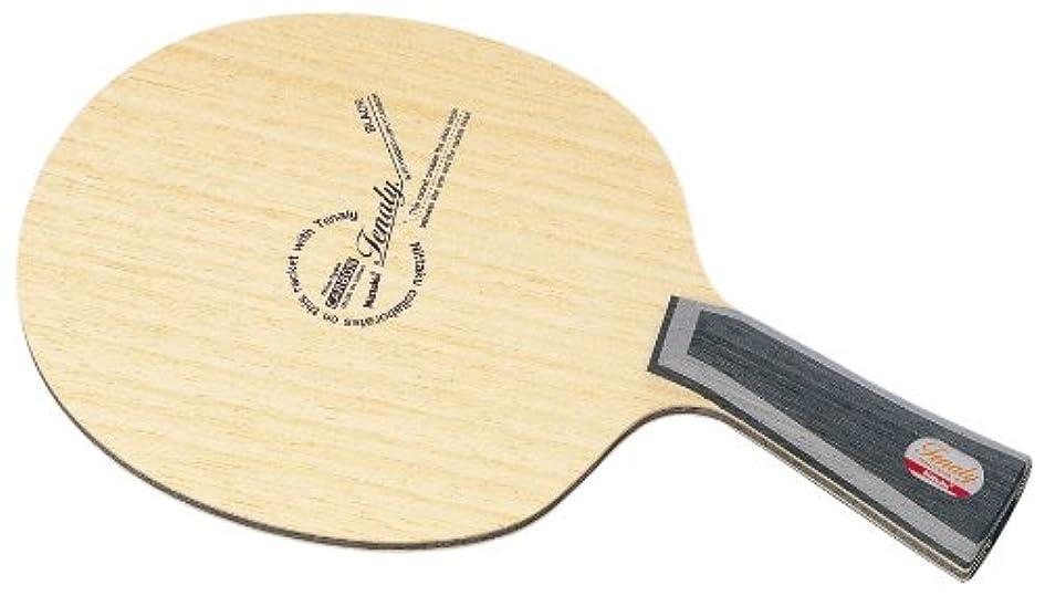 ベリー卑しい髄ニッタク(Nittaku) 卓球 ラケット テナリー カーボン シェークハンド 攻撃用 特殊素材入り NC-0311