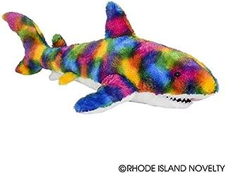 rainbow shark toy