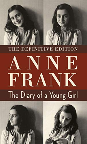 The Diary of a Young Girl: The Definitive Edition 0553577123 Book Cover