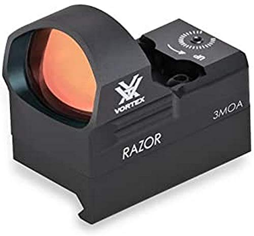 Vortex Optics Razor Red Dot Sight - 3 MOA Dot