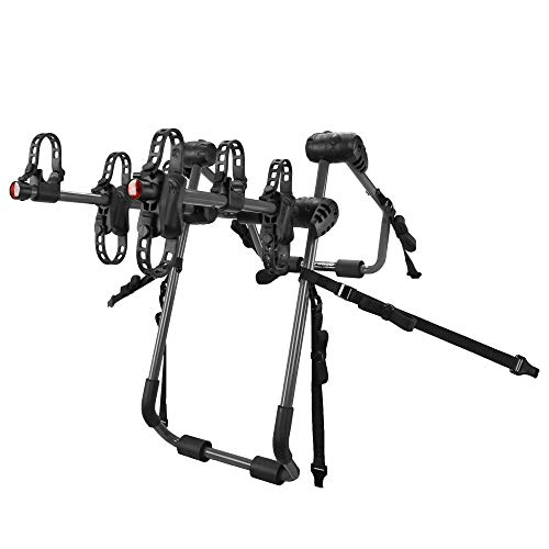 Hollywood Racks F6 Expedition 3-Bike Trunk/Bumper Mount Rack
