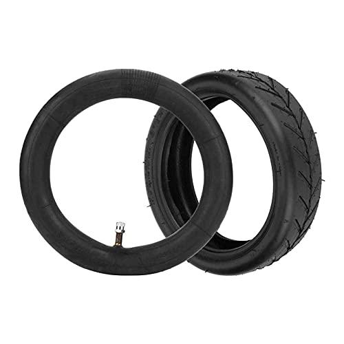 Neumático de Scooter, neumático de Goma de la Rueda Exterior e Interior Compatible con patineta eléctrica